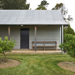 Corrugated Iron Clad Shed